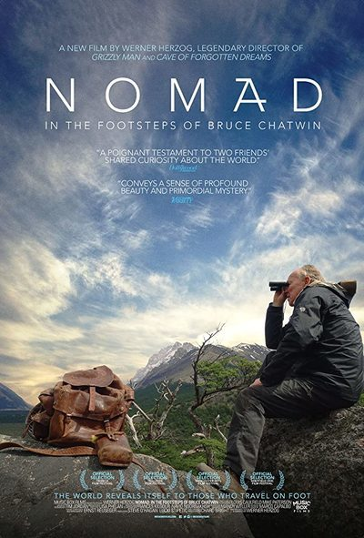 Nomad: In the Footsteps of Bruce Chatwin movie poster