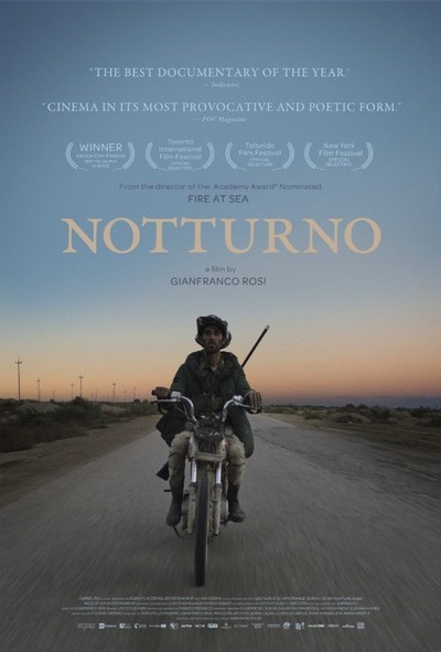 Notturno movie poster