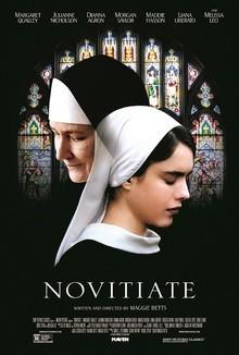 Widget novitiate poster