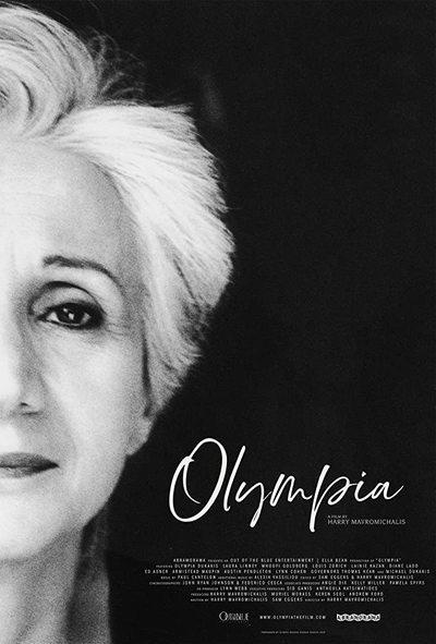 Olympia movie poster