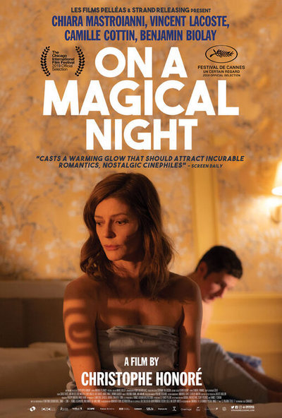On a Magical Night movie poster