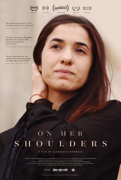 On Her Shoulders Movie Poster