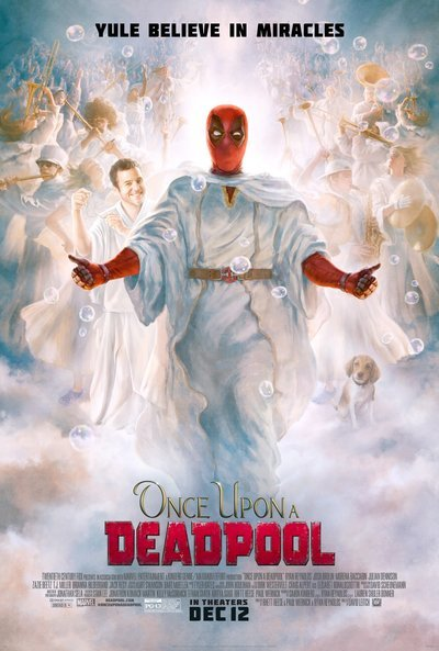 Once Upon a Deadpool movie poster