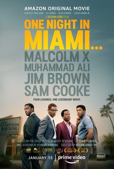 One Night in Miami  movie poster