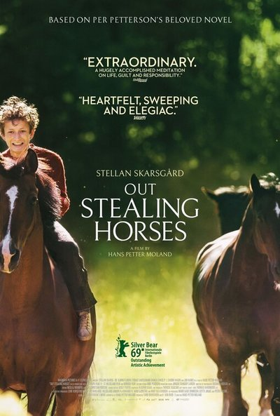 Out Stealing Horses movie poster
