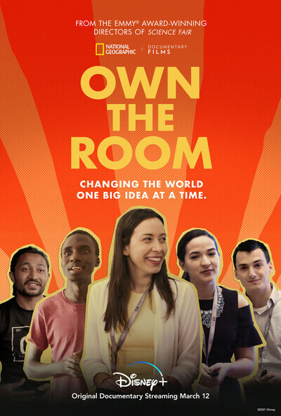 Own the Room movie poster