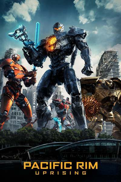 pacific rim uprising movie review  2018