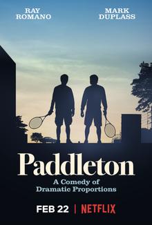 Widget paddleton poster 404x600