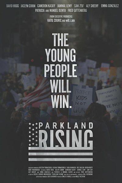 Parkland Rising movie poster