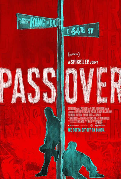 Pass Over movie poster