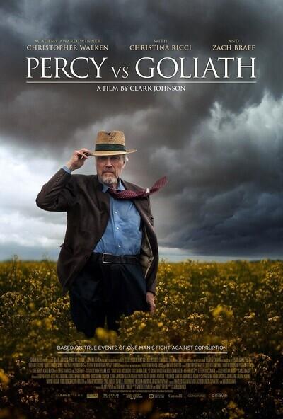 Percy vs. Goliath movie poster