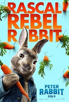 Widget peter rabbit 2018