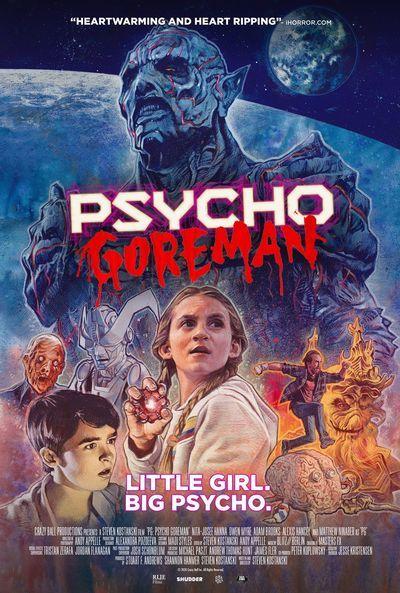 PG:Psycho Goreman电影海报