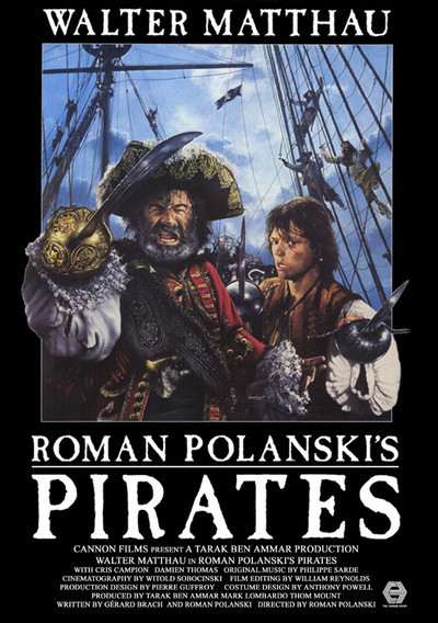 Pirates Movie Poster