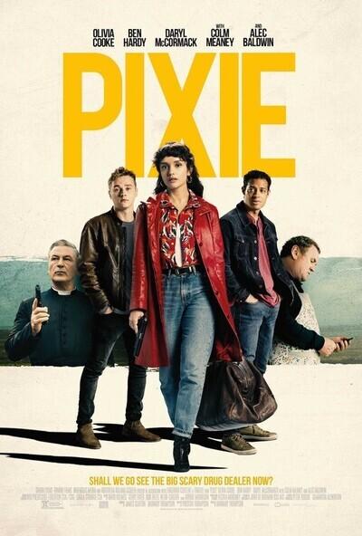 Pixie movie poster