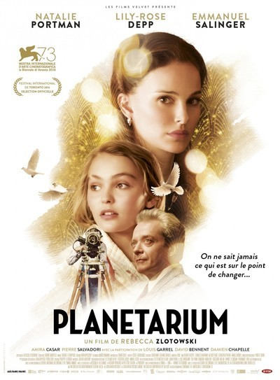 Planetarium movie poster