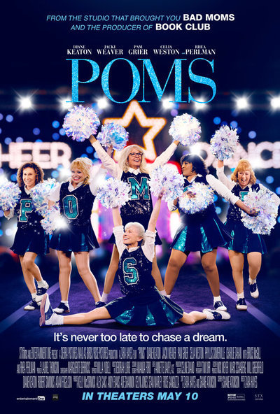 Poms Movie Review & Film Summary (2019) | Roger Ebert
