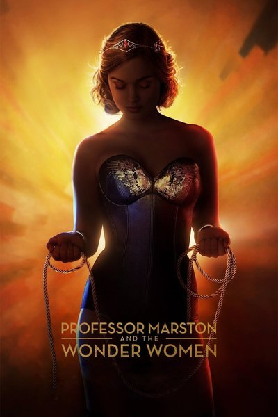 Professor Marston & the Wonder Women movie poster