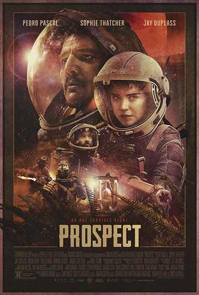 Prospect movie poster