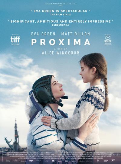 Proxima movie poster