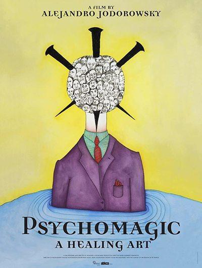 Psychomagic,愈合艺术电影海报