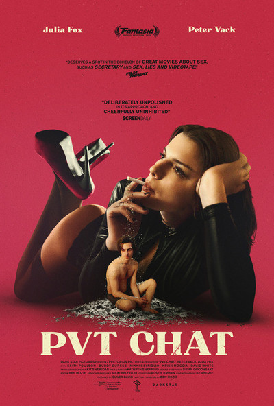 PVT Chat movie poster