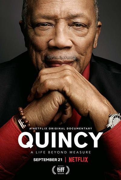 Quincy movie poster