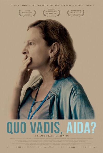 Quo Vadis, Aida? movie poster