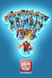 Widget ralph internet poster