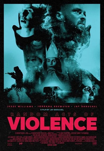 Random Acts of Violence movie poster