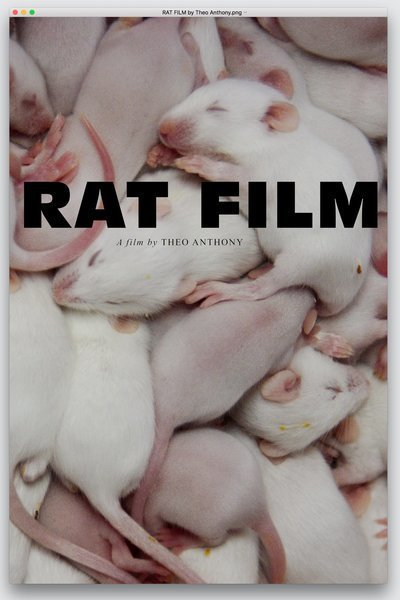 Rat Film Movie Poster