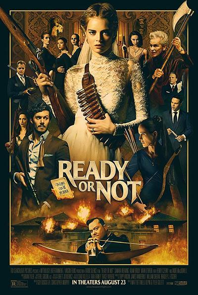 Movie Poster 2019: Ready Or Not Movie Review & Film Summary (2019)