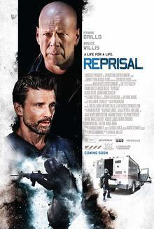Widget reprisal poster