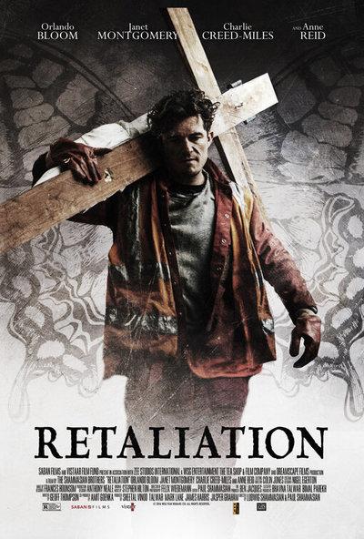 Retaliation movie poster