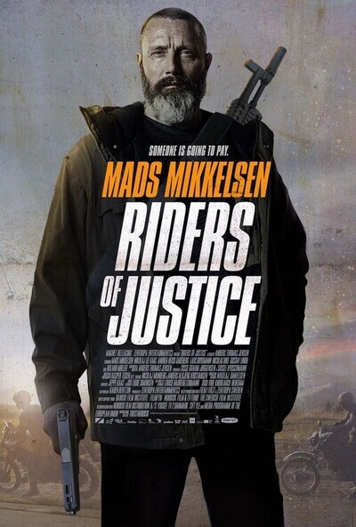 Riders of Justice movie poster