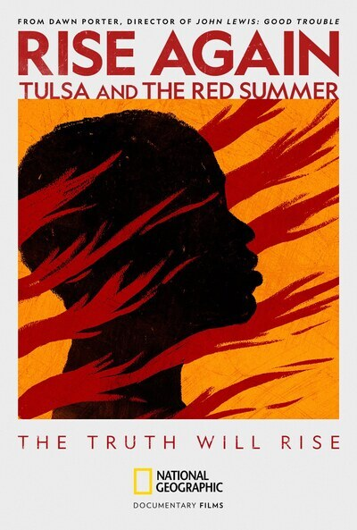 Rise Again: Tulsa and the Red Summer movie poster