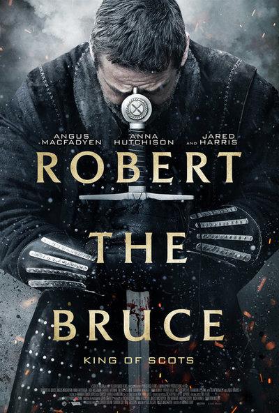 Robert the Bruce movie poster