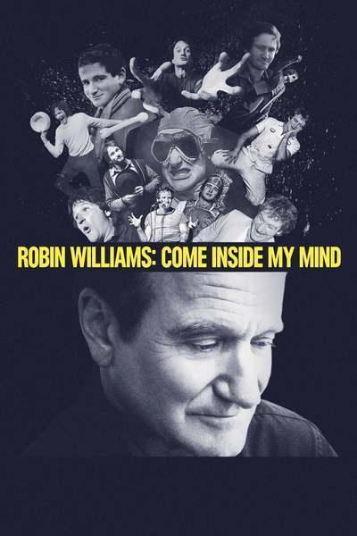 Robin Williams: Come Inside My Mind Movie Poster
