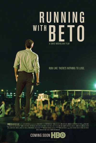 Running with Beto movie poster