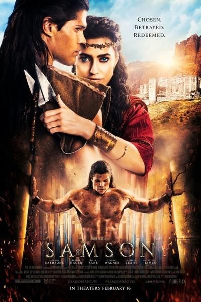 Samson Movie Poster
