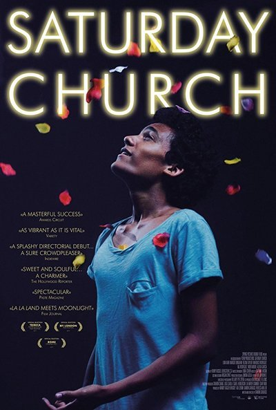 Saturday Church Movie Poster