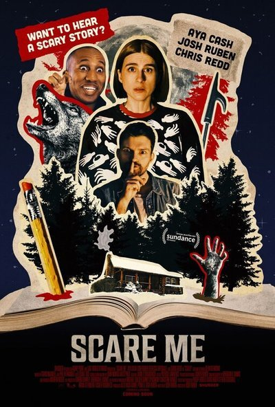 Scare Me movie poster