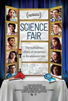 Widget science fair poster