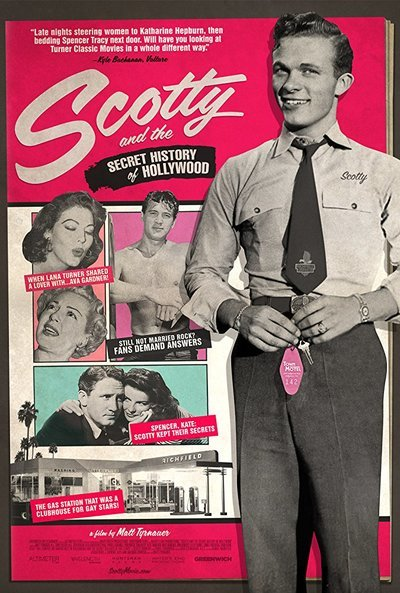 Scotty and the Secret History of Hollywood Movie Poster