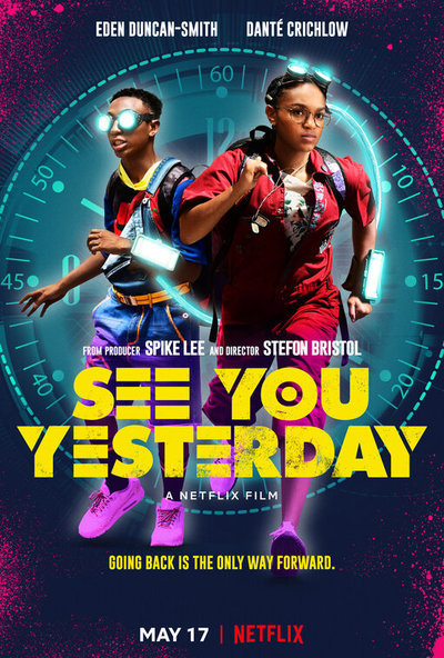See You Yesterday movie poster