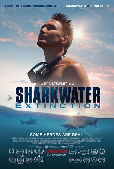 Sharkwater: Extinction movie poster