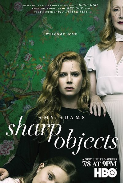 Sharp Objects movie poster