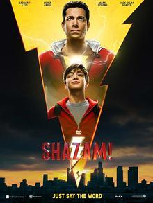 Widget shazam poster