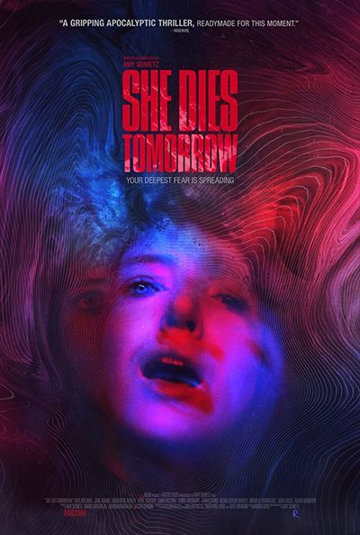 She Dies Tomorrow movie poster