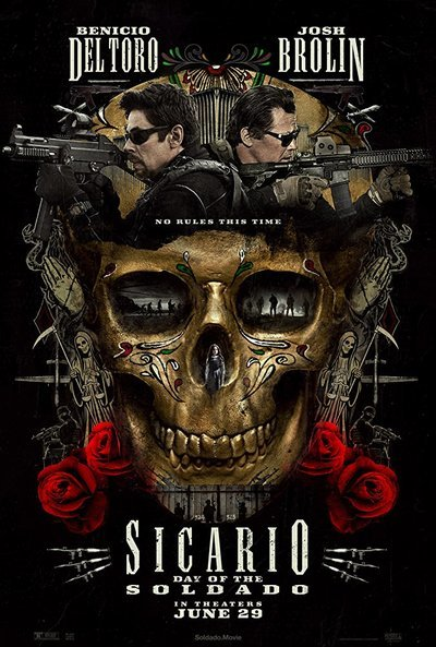 Image result for sicario soldado